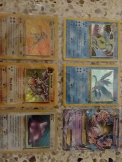 Pokemon Cards 1999 Wizards Thumbnail