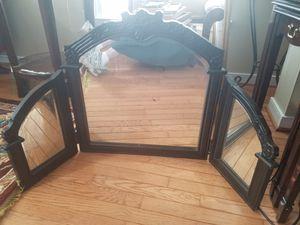 Tri fold mirror for Sale in Midlothian, VA