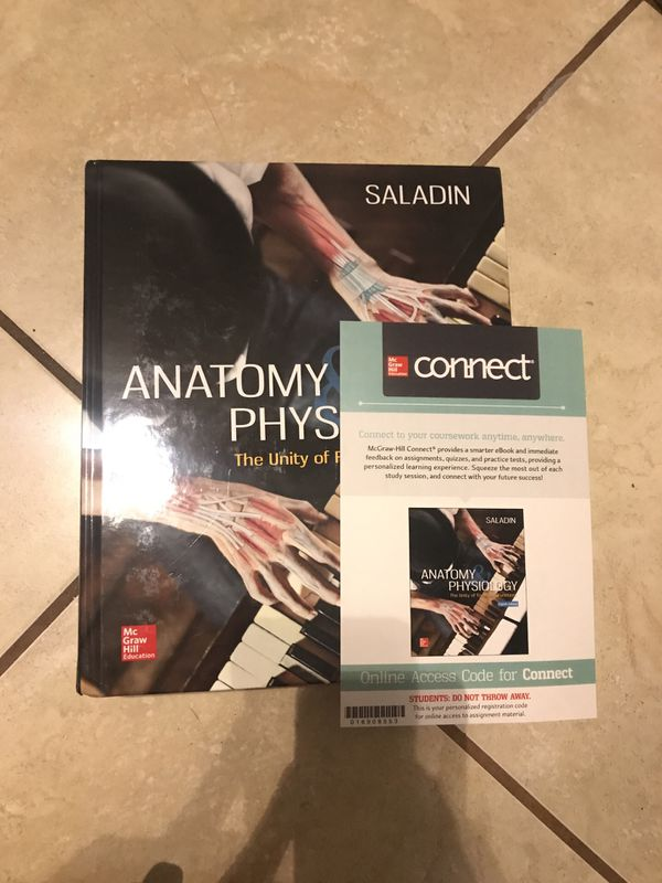 Anatomy and physiology books with access codes for Sale in Miami, FL ...