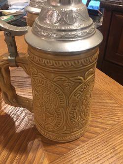 Vintage Beer Steins Thumbnail