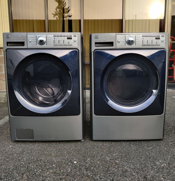 Kenmore Elite Washer/dryer (Electric) For Sale In Puyallup
