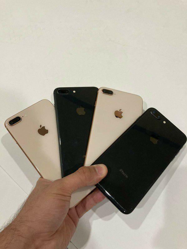 iPhone 8 Plus 256GB UNLOCKED + Warranty