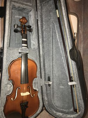 Violin with case, bow, and resin. Complete set for Sale in Orlando, FL