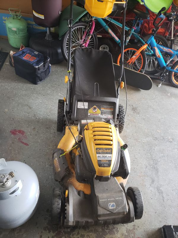 Lawn Mower For Sale In Cypress Tx Offerup