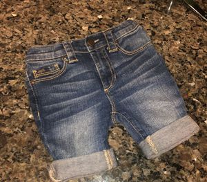 Photo Adorable Toddler Girls Joes jeans shorts from Nordstrom 18 months