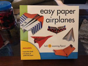 Easy Paper Airplanes GT for Sale in Hayward, CA