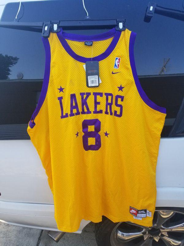 Kobe Bryant lakers Nike NBA Jersey 3xl for Sale in Lakewood fafb02445