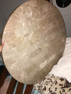 Marble dining table for Sale in Las Vegas, NV