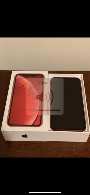 Apple IPhone XR 64GB Unlocked for Sale in Fairfax, VA