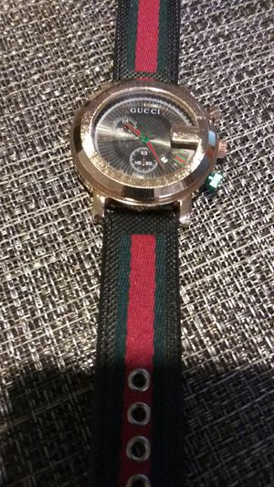Men's Gucci watch for Sale in Rochester, MN