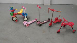 Kids Ride on Toys Scooter Tricycle for Sale in Cheverly, MD