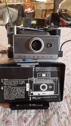 Vintage Polaroid Land Camera Automatic 100 Thumbnail