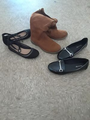Girls shoes size 3 and 3.5 for Sale in Lorton, VA