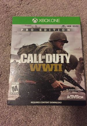 Call of duty ww2 for Sale in Temecula, CA