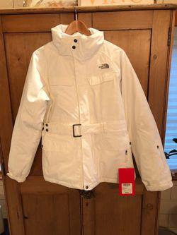Women Northface Jacket size Large Thumbnail