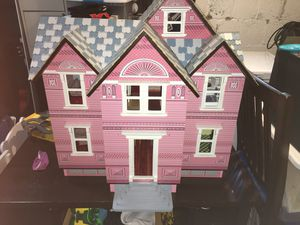 Melissa and Doug doll house for Sale in Falls Church, VA