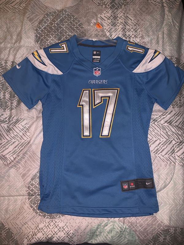 fda0c917 Chargers women's small NFL jersey for Sale in Spring Valley, CA ...
