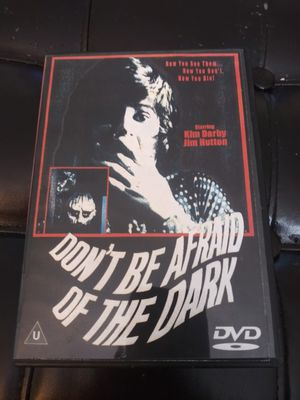 Don't Be Afraid Of The Dark Dvd RARE! for Sale in Gaithersburg, MD