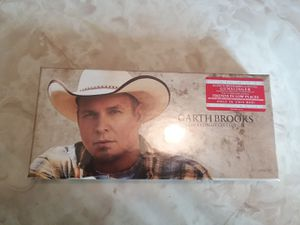 Garth Brooks 10 CD set. New. In box for Sale in Inwood, WV