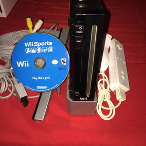 Wii for Sale in Mount Rainier, MD