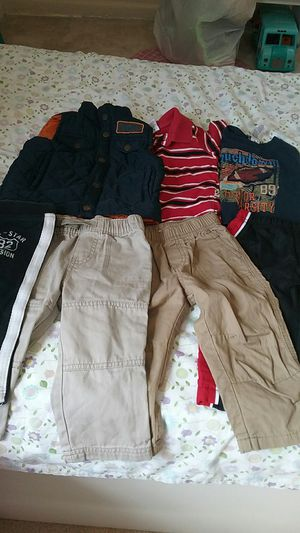 Clothes for boys. Size 12 months, 18 months everything for $10 for Sale in Alexandria, VA