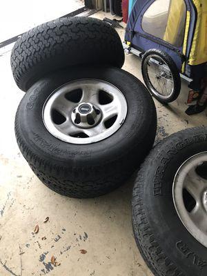 Rim / wheels for Sale in NEW PRT RCHY, FL