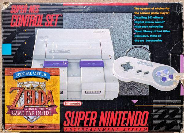 Super Nintendo with original box for Sale in Mesa, AZ - OfferUp
