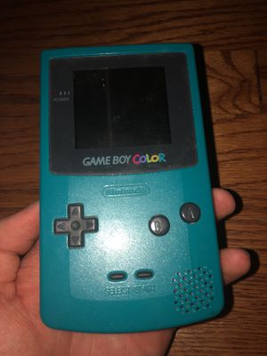 Nintendo Gameboy Color for Sale in Silver Spring, MD