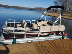New And Used Pontoon Boat For Sale In Anderson Sc Offerup