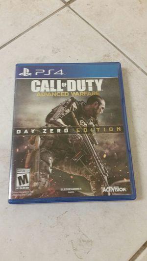 Call of Duty Advance Warfare for Sale in Herndon, VA