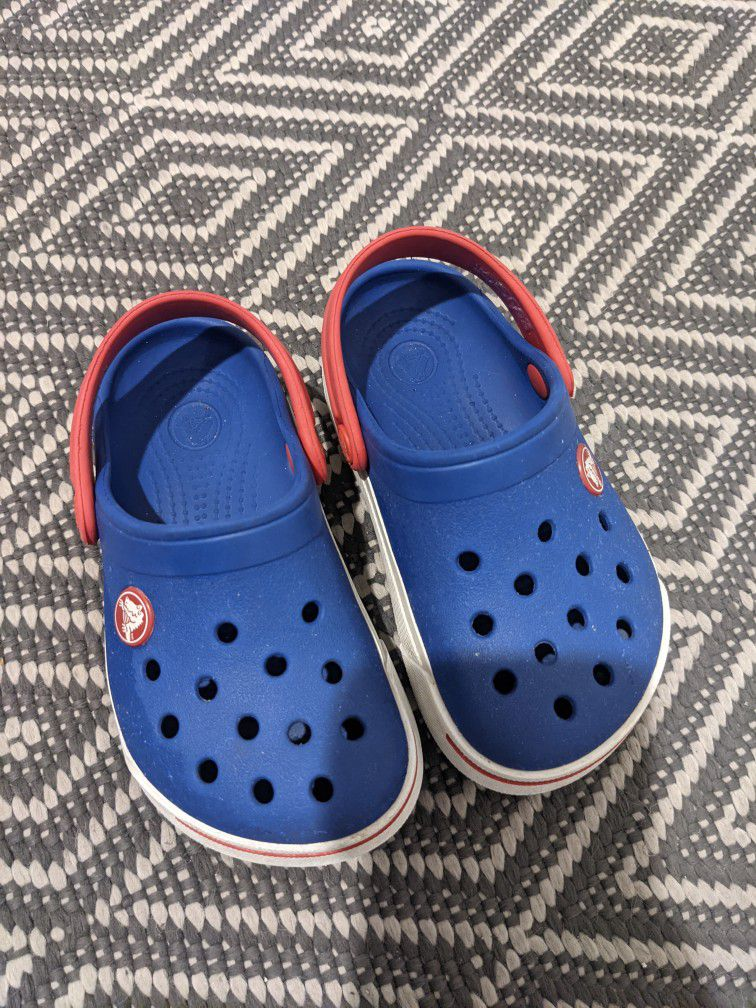 Crocs Toddler Shoes