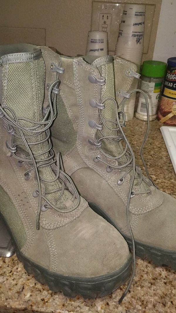 Air Force issued combat Boots size 8 (Clothing   Shoes) in Los Angeles a25d4352d00e
