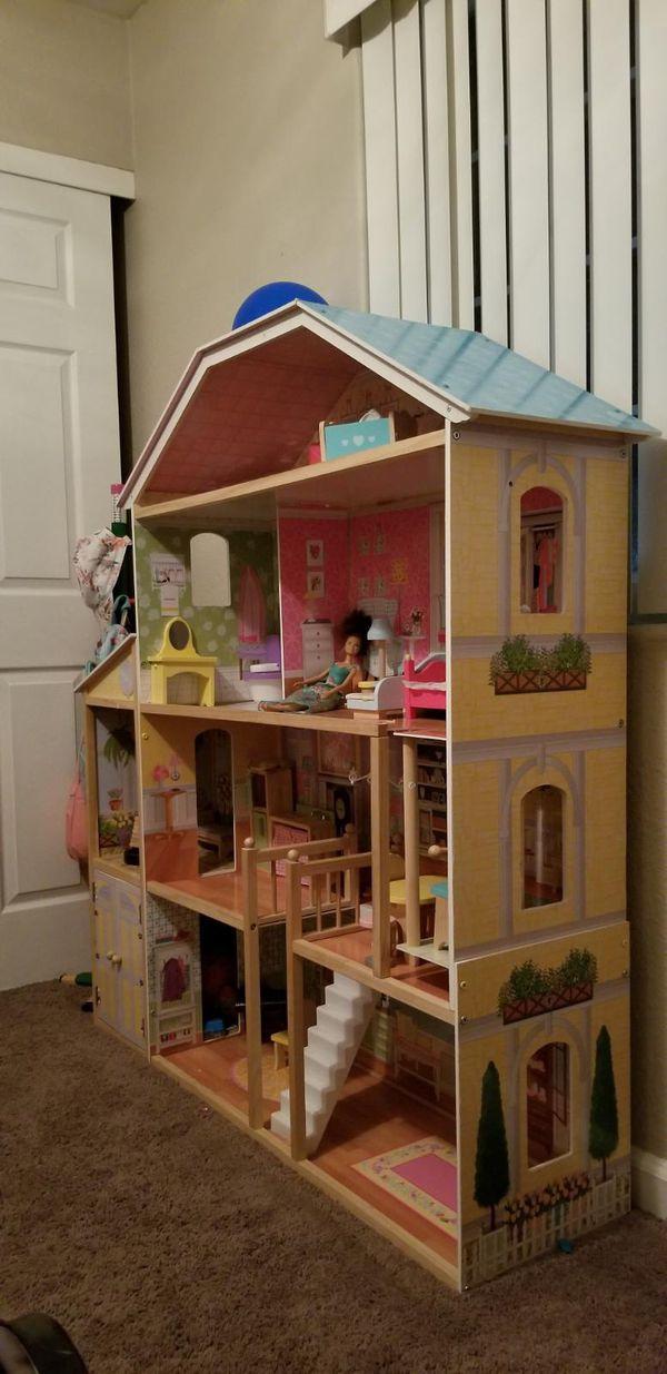 Kidkraft Majestic Mansion Dollhouse For Sale In San Jose Ca Offerup
