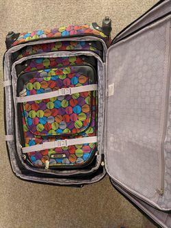 3 Piece 360° Rolling Luggage Set Thumbnail