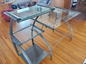 Glass Desk Thumbnail