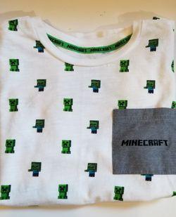 Minecraft Youth Shirt Thumbnail