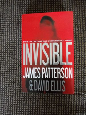 Invisible by James Patterson hardback guc for Sale in Madison Heights, VA