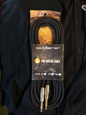 Guitar/bass cable for Sale in Los Angeles, CA