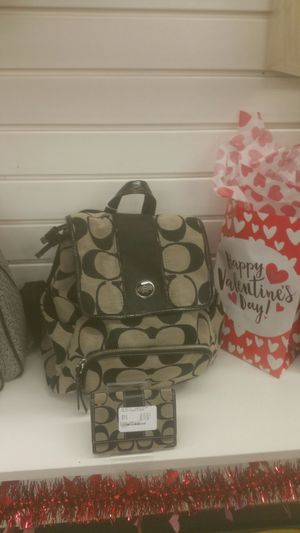 Coach back pack for Sale in Orlando, FL