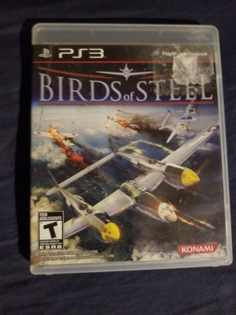 Birds Of Steel For Ps3