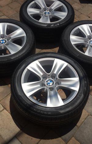 rims oem set of 4 bmw wheels size 17 new 5x120 for Sale in Manassas, VA