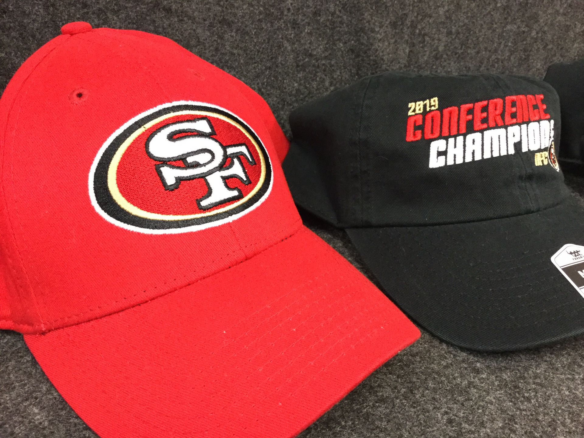 49ers hats