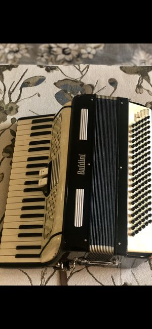 ACCORDION BALDINI MADE IN ITALY 🇮🇹 120 BASS IN VERY GOOD CONDITION for Sale in Laurel, MD