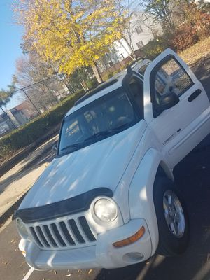 JEEP LIBERTY LIMITED EDITION, MILES 228529 for Sale in Laurel, MD
