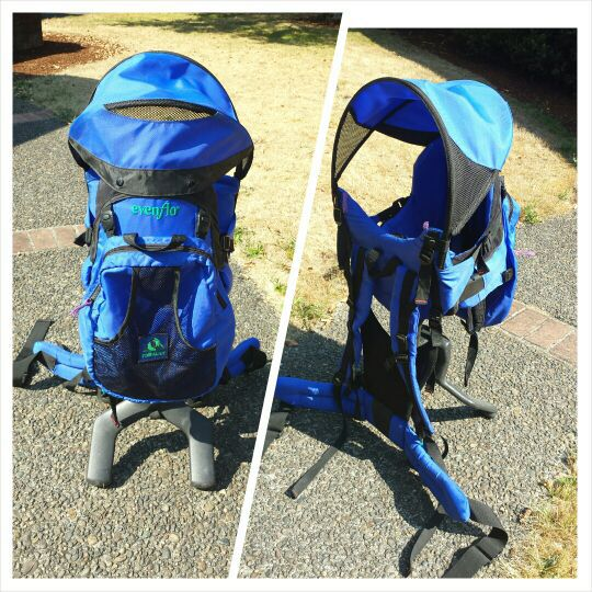 Evenflo Trailblazer Hiking Backpack For Sale In Lakewood Wa Offerup