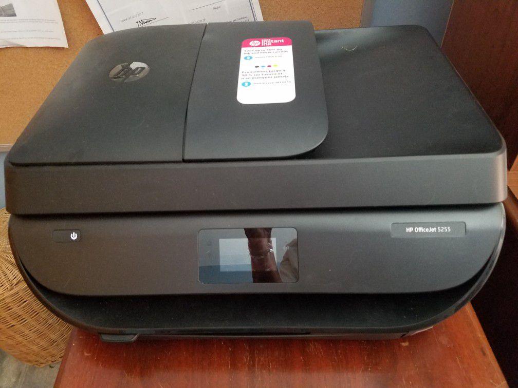 Hp copier printer 6 months old