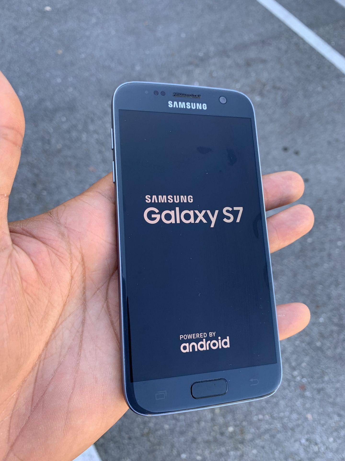 UNLOCKED SAMSUNG GALAXY S7 / READY TO USE 🚨