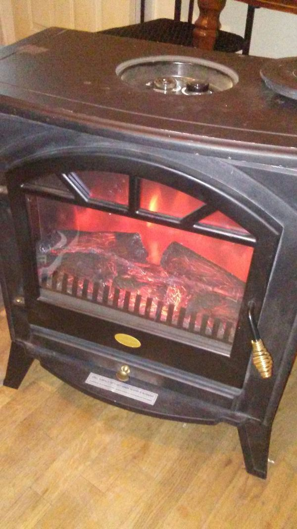 Cambridge Hbl 15sdbp M20 Fireplace Electrical Heater For In Greensboro Nc Offerup