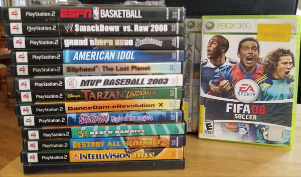 Playstation 2 & XBOX 360 Games for Sale in Paterson, NJ - OfferUp