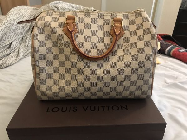 d719d28a7d6d Pre Loved authentic LV Speedy 30 for Sale in San Francisco